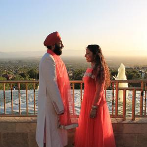 Amneet & Ashwinder Wedding Registry