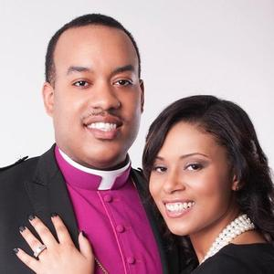 Bishop Sinegal & Lady Q Wedding Registry