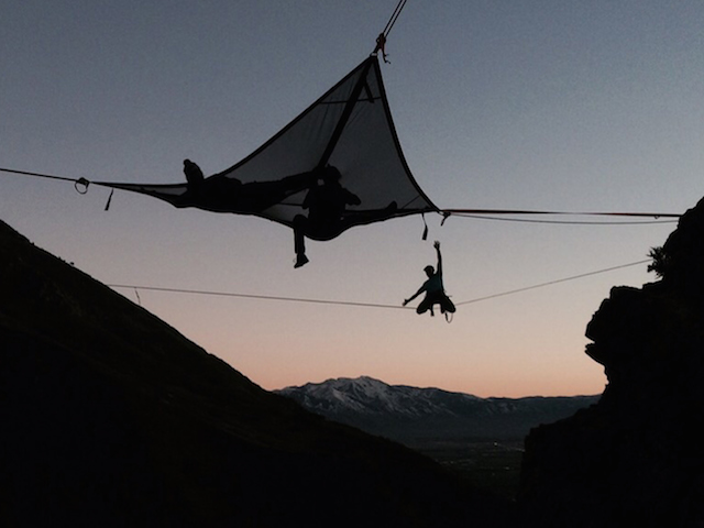 Tentsile on Zola Wedding Registry