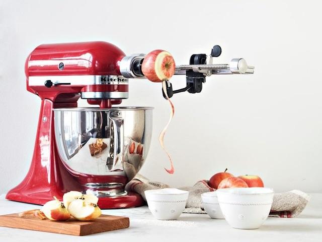 Kitchen Mixer Bride ~ Kitchenaid zola wedding registry