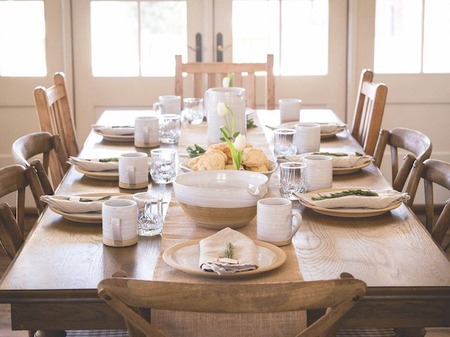 Farmhouse Pottery on Zola Wedding Registry