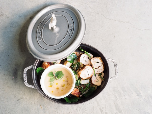 Staub on Zola Wedding Registry