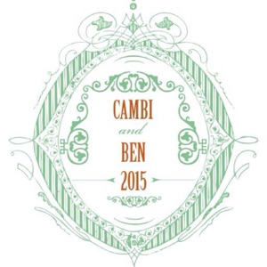 Cambi & Ben Wedding Registry