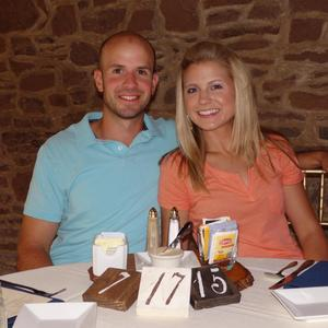 Caroline & Scott Wedding Registry