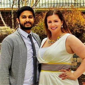 Sarah & Chirag Wedding Registry