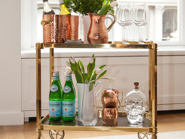 Build Your Bar on Zola Wedding Registry