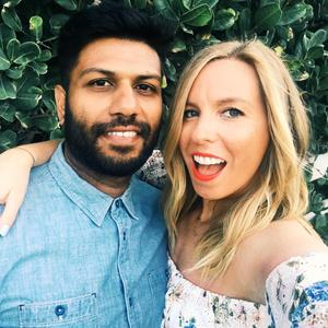 Colleen & Dhiran Wedding Registry