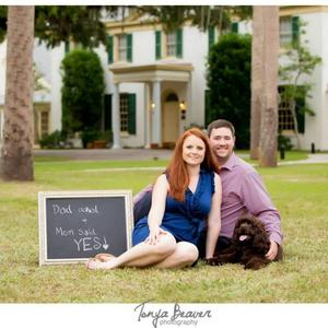 Danielle & Trey Wedding Registry