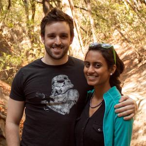 Ranjani & Daniel Wedding Registry