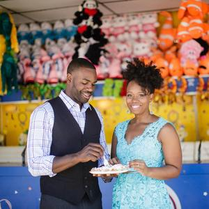 Desiree & Marvin Wedding Registry