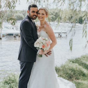 Elizabeth & Suraj Wedding Registry