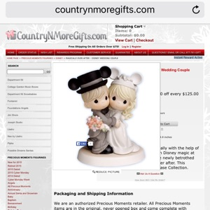 Emily & Richard Wedding Registry