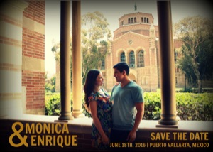 Monica & Enrique Wedding Registry
