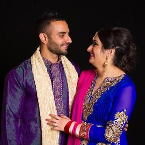 Manav & Hardeep Wedding Registry