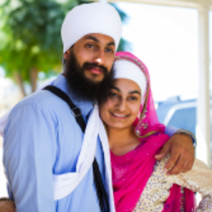 Amrit & Joty Wedding Registry