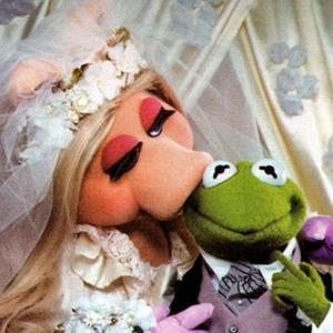 Piggy & Kermit Wedding Registry