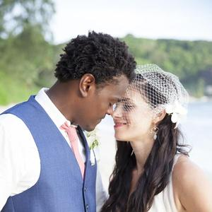 Kimberly & Verdine Wedding Registry