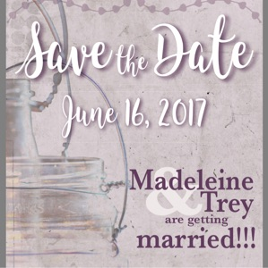 Madeleine & Trey Wedding Registry