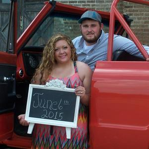 Megan & Blake Wedding Registry