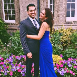 Negin & Rishi Wedding Registry