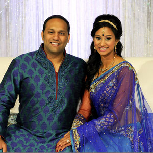 Priya & Anup Wedding Registry