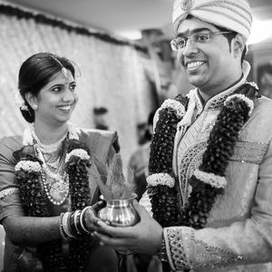 Samhita & Vighnesh Wedding Registry