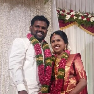 Sindhya & Praveen Wedding Registry
