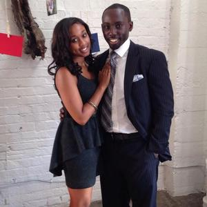 Stephanie & Kwame Wedding Registry