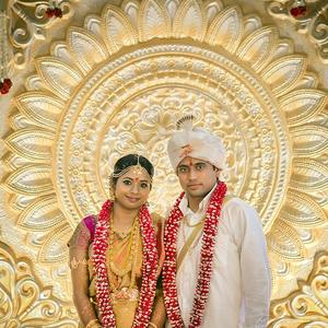 Sudiksha & Vivek Wedding Registry