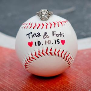 Tina & Foti Wedding Registry